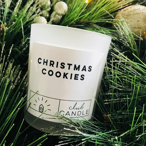 Christmas Cookies - Club Candle