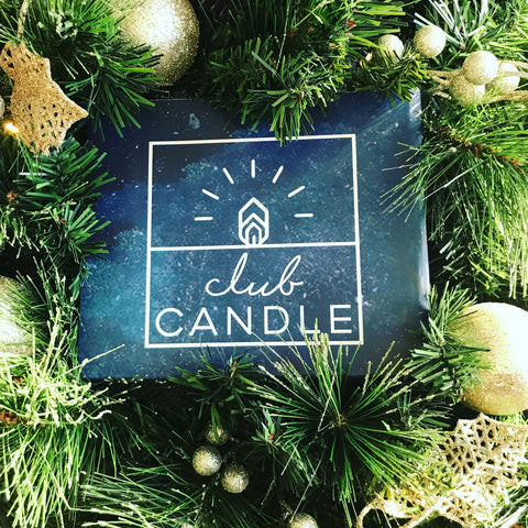Club Candle Christmas