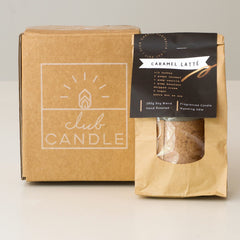 Caramel Latte Candle of the Month