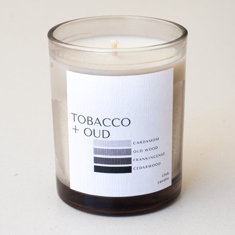 Tobacco and Oud