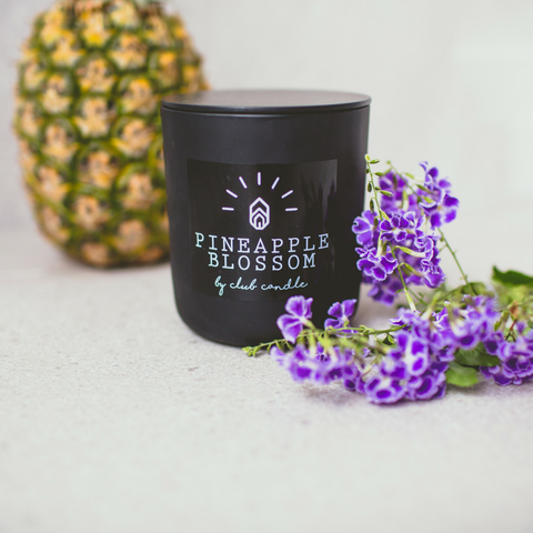 Pineapple Blossom Candle