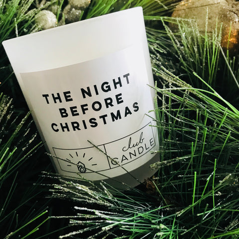 The Night Before Christmas - Club Candle
