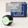 Black Clove, Green Pear, Warm Vanilla Candle