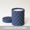 Lavender and Cucumber Candle