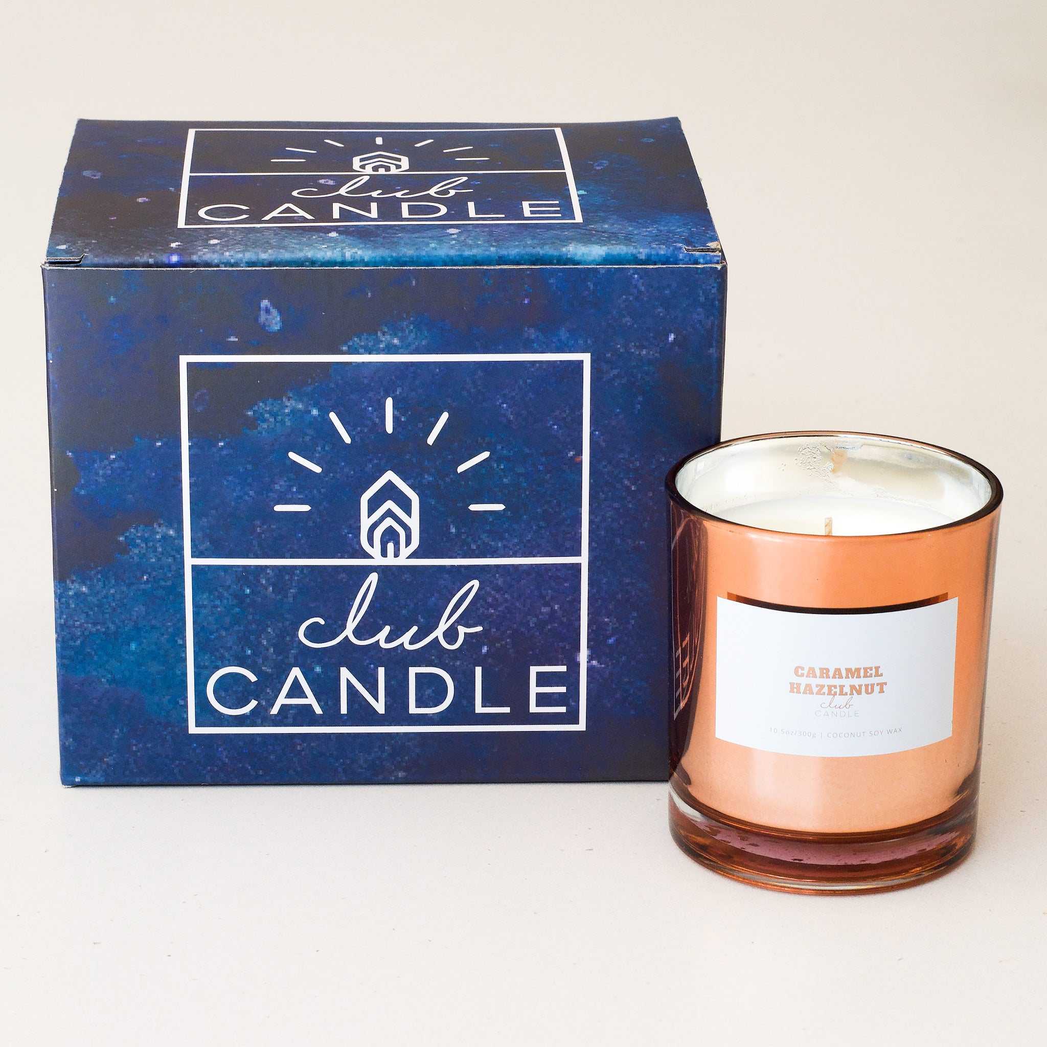 Candle of the month - Caramel Hazelnut