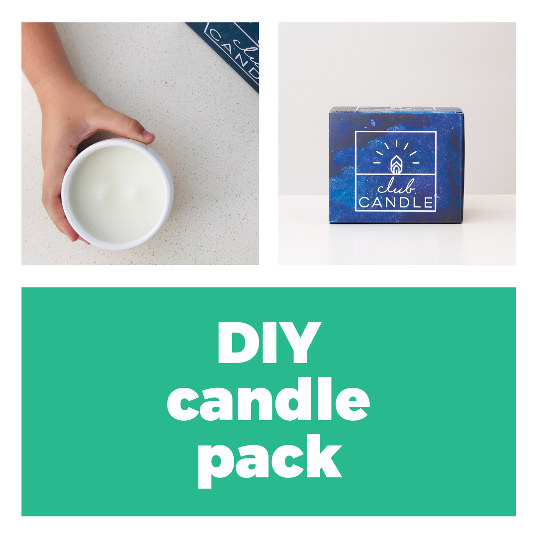 DIY Candle Pack