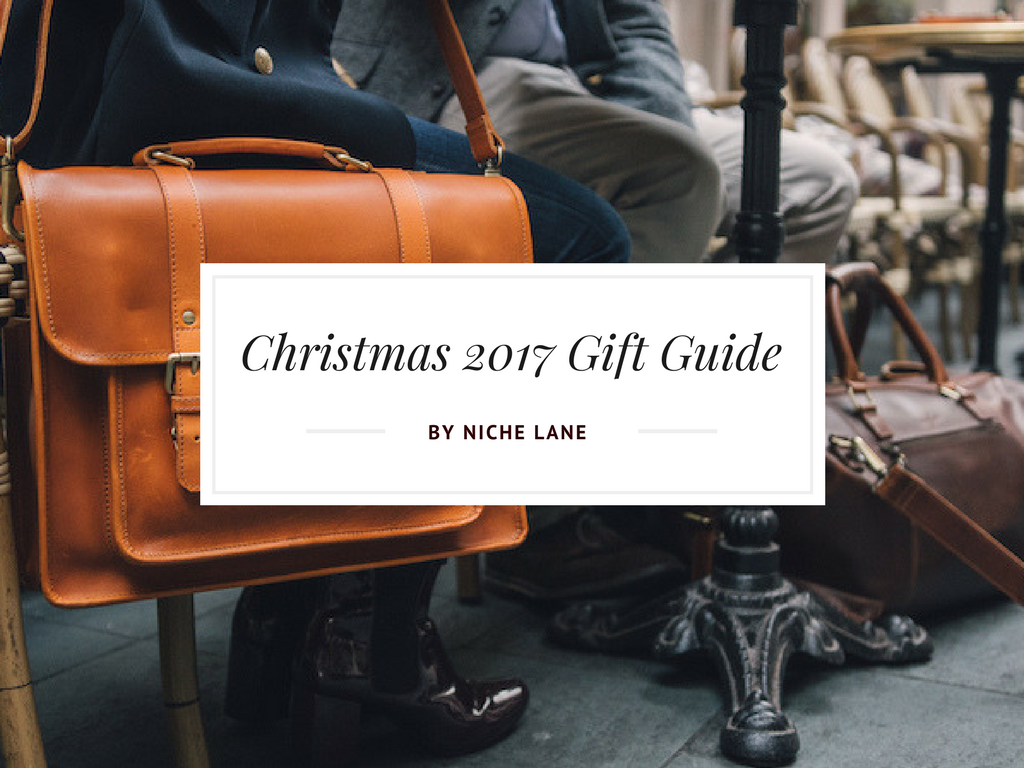 Christmas 2017 Gift Guide by Niche Lane