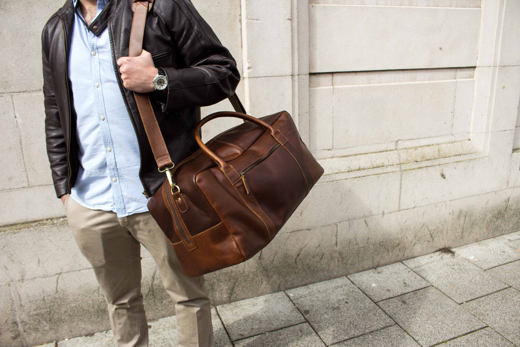 Man-bag 101 - A guide to choosing the right style for you
