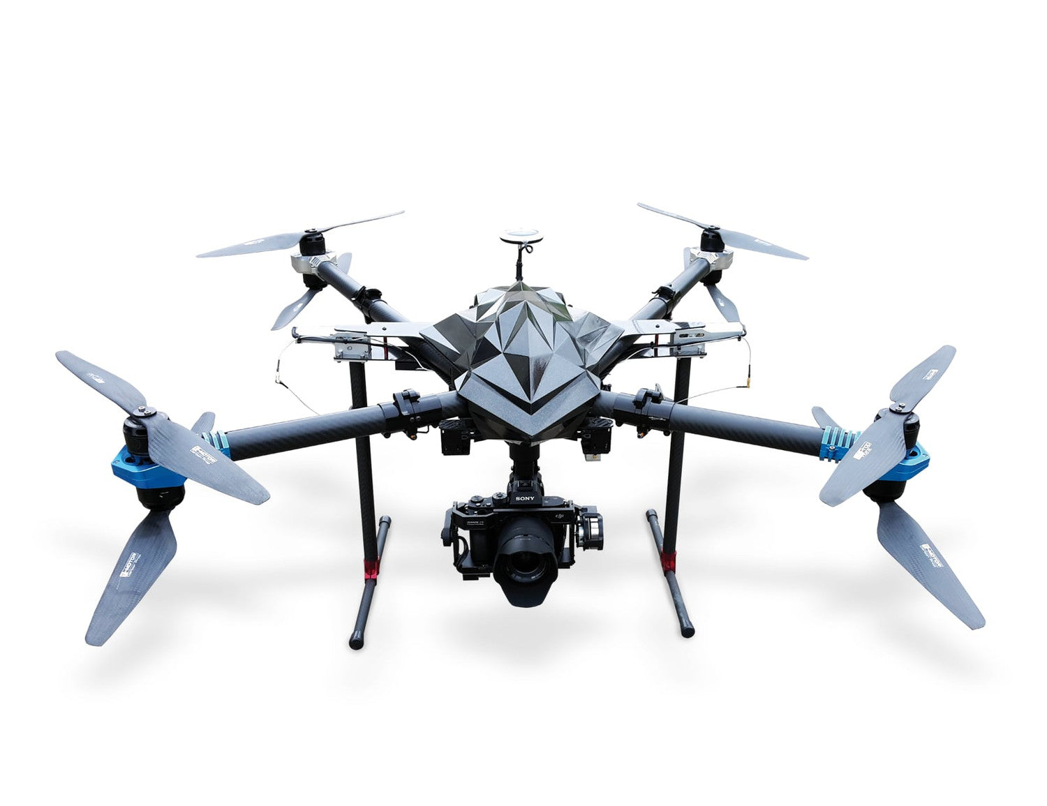 Location, rent Professional drones