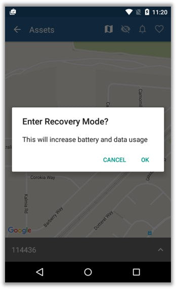 gps tracking perth  asset recovery smartphone app