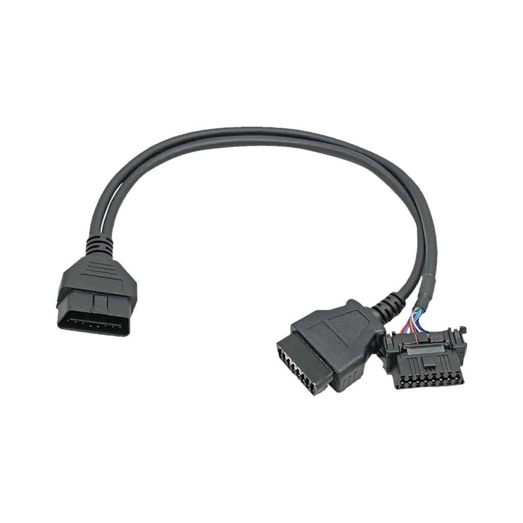 gps tracking accessory obdII splitter cable