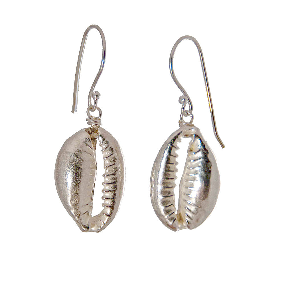 Cowrie Earrings