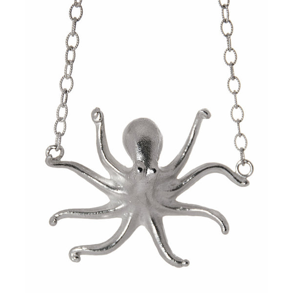 Ollie The Octopus Necklace