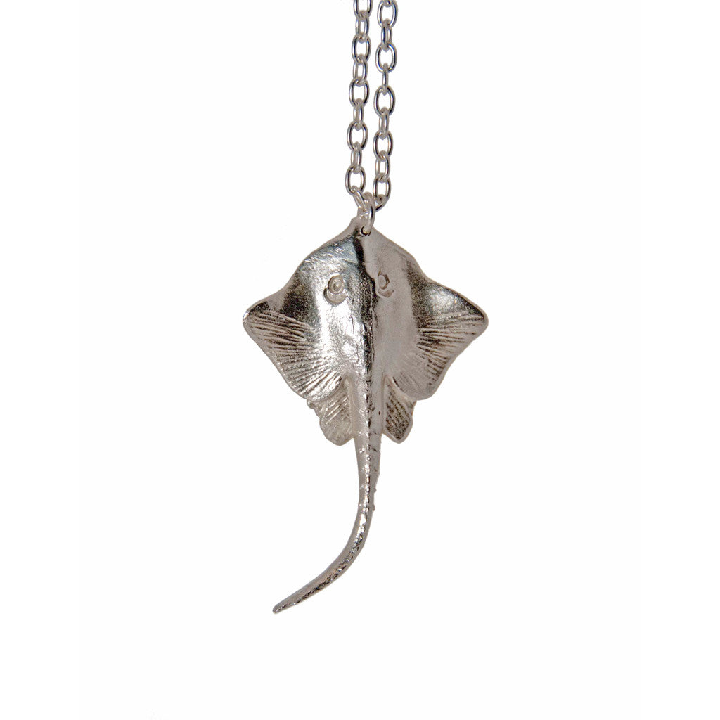 Simon The Stingray Pendant