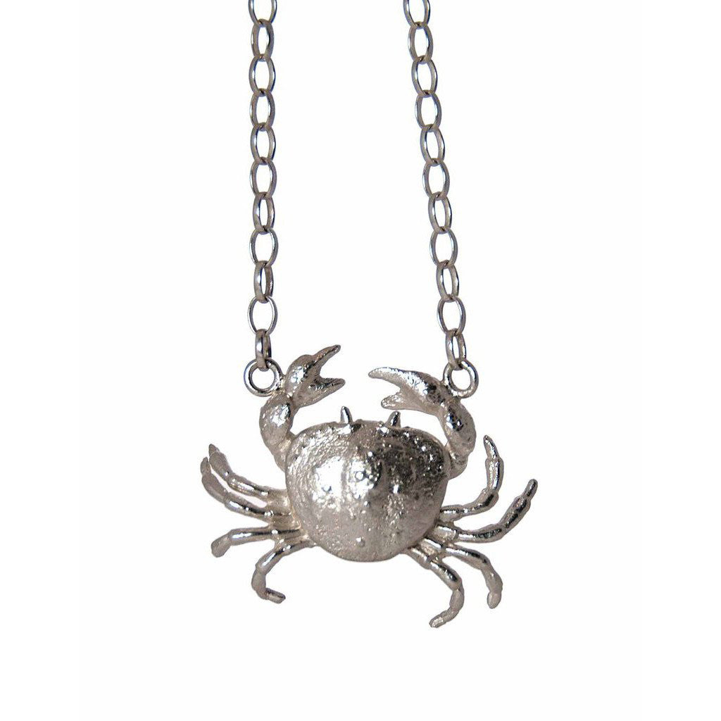 Sebastian The Crab Necklace