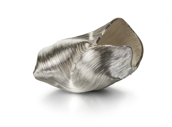 Silver Shell Bowl
