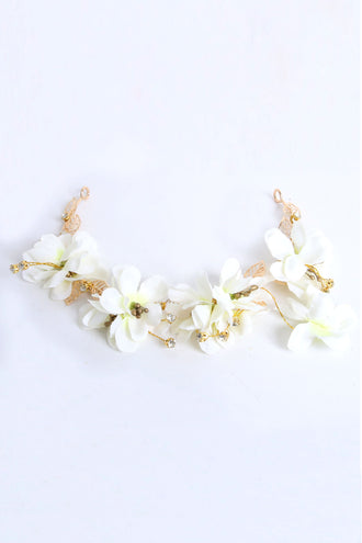 Edith Floral Hairband