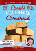 Carol's Gluten Free Corn Bread Mix