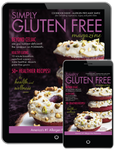 DIGITAL Simply Gluten Free magazine