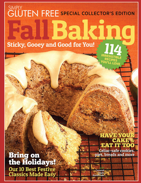 Simply Gluten Free Fall Baking