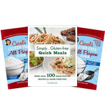 Simply Gluten Free Quick Meals Cookbook and Flour Special