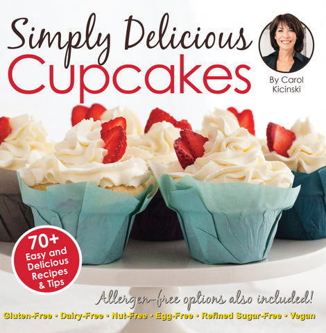 Simply Delicious Cupcakes (Paperback, 2017)