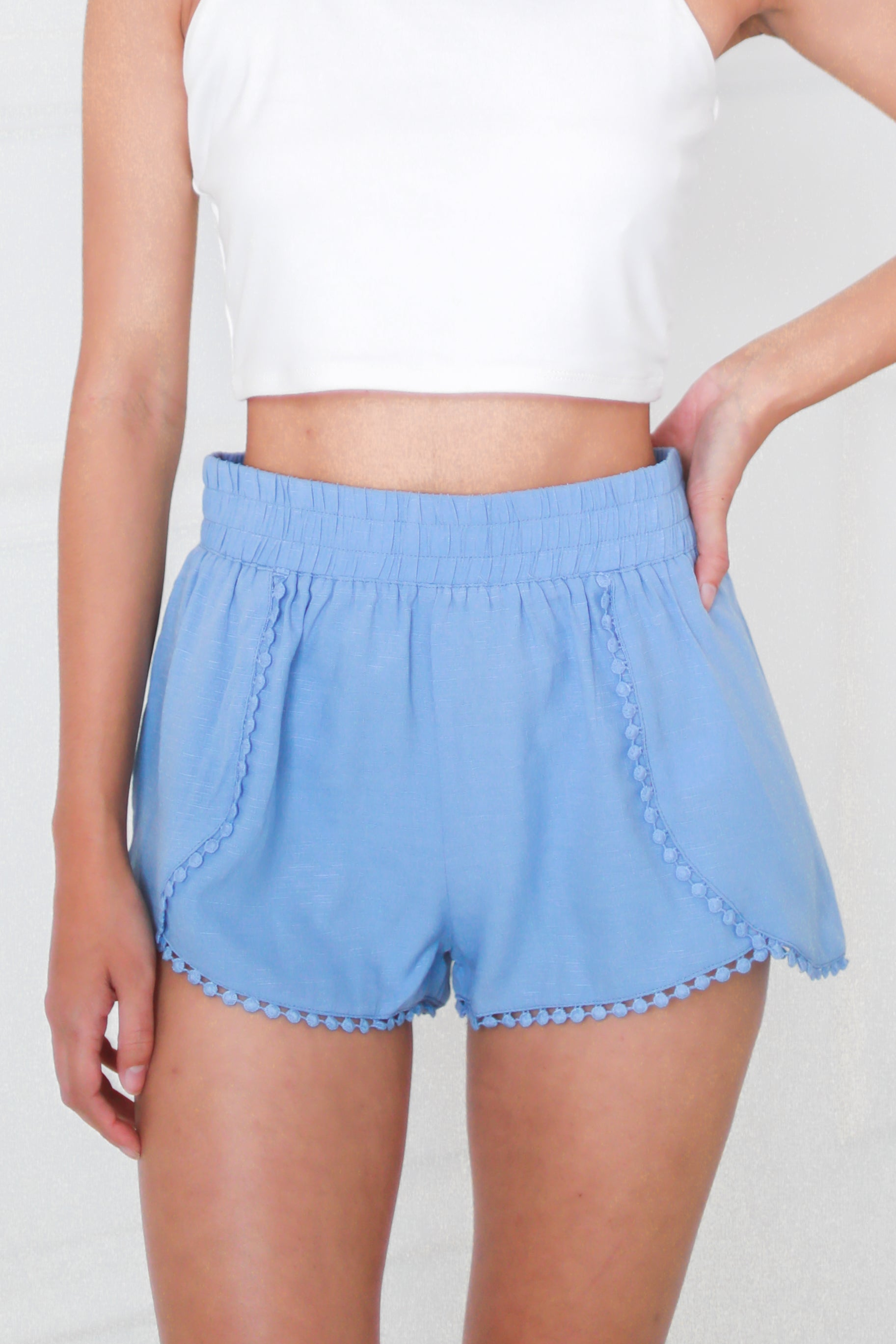INTO THE BLUE SHORTS