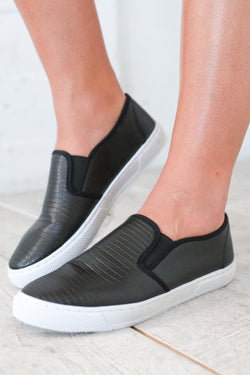 LIZA SLIP ON SNEAKERS