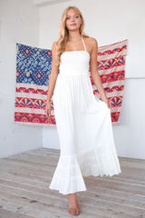 OFF TO THE BEACH MAXI DRESS
