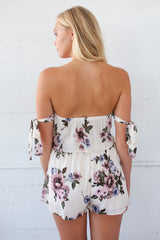 Into The Wild Floral Two Piece Set
