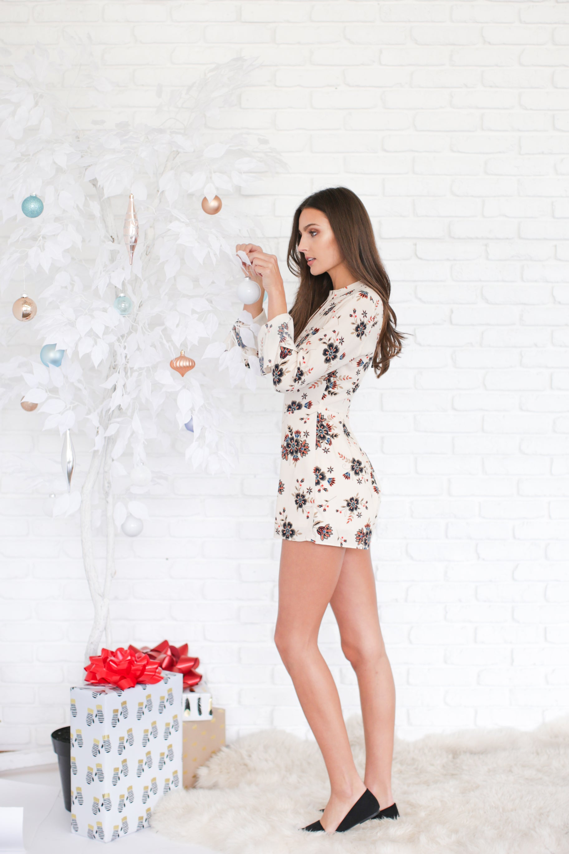 IN THE MOMENT ROMPER