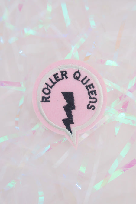 ROLLER QUEENS PATCH