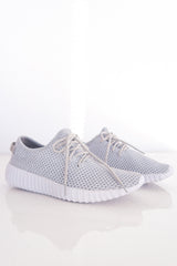 AVA SNEAKERS IN GREY