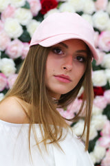 PINK WASHED BASEBALL HAT