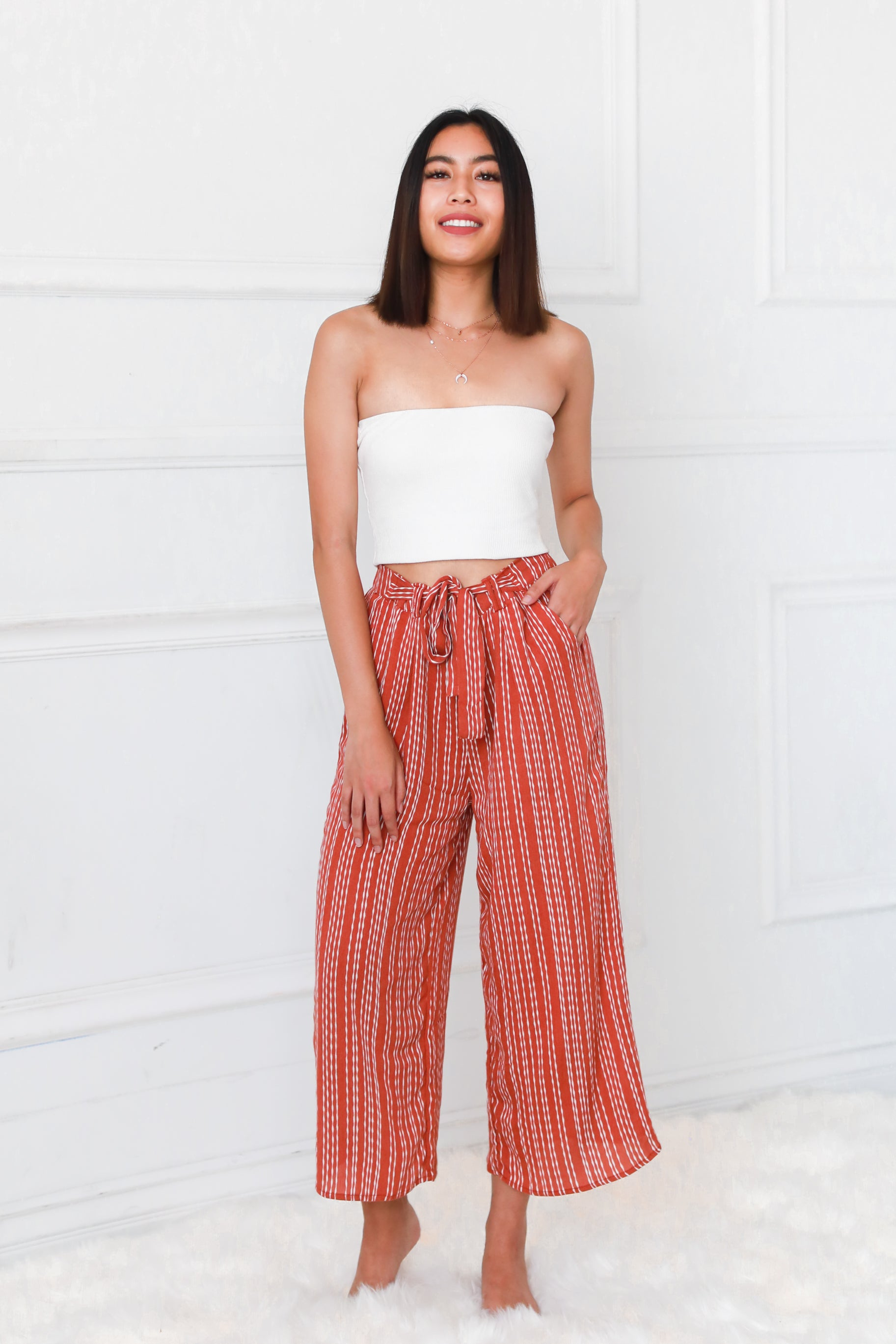 DOWN THE LINE CULOTTES