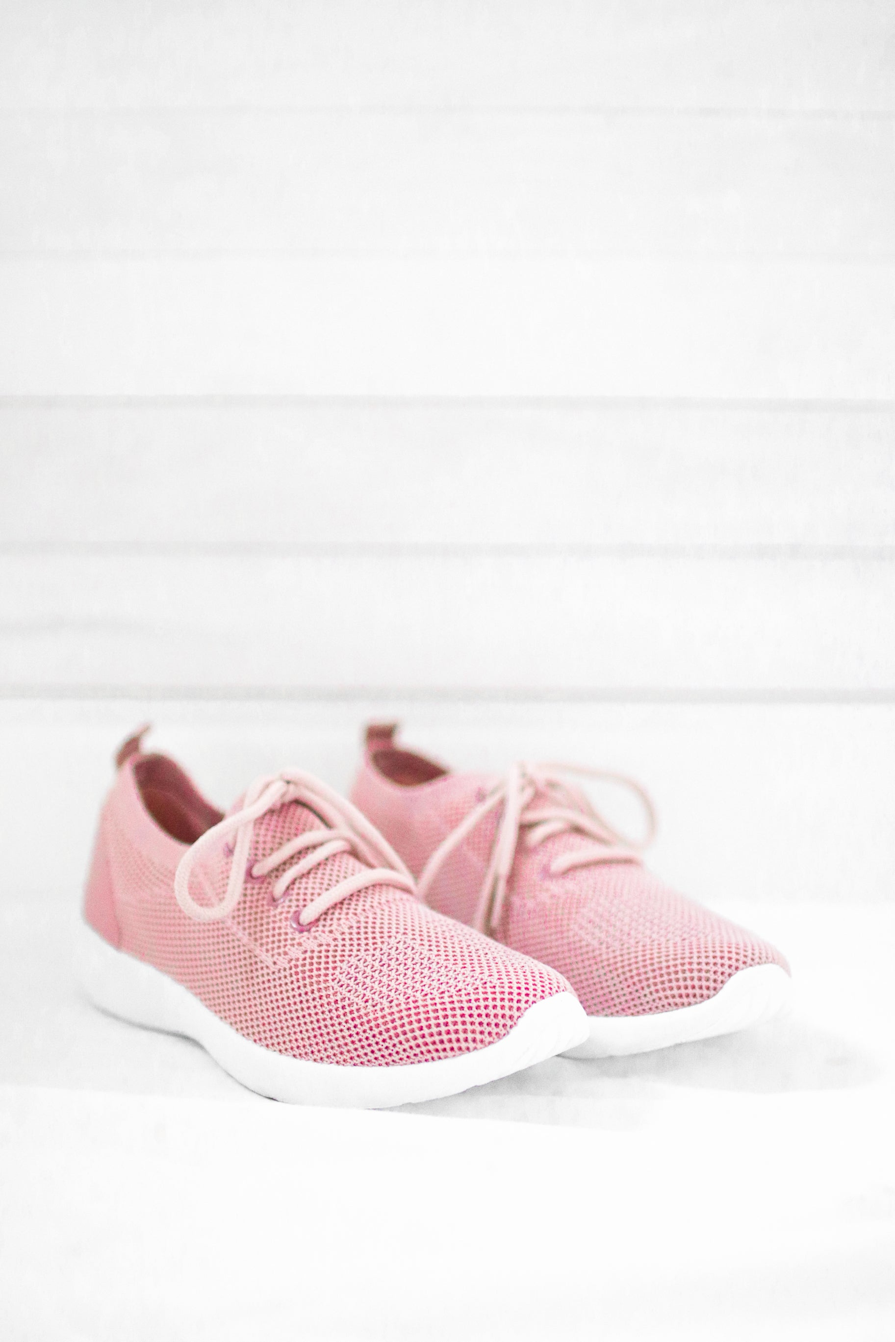 ELLA SNEAKERS IN PINK