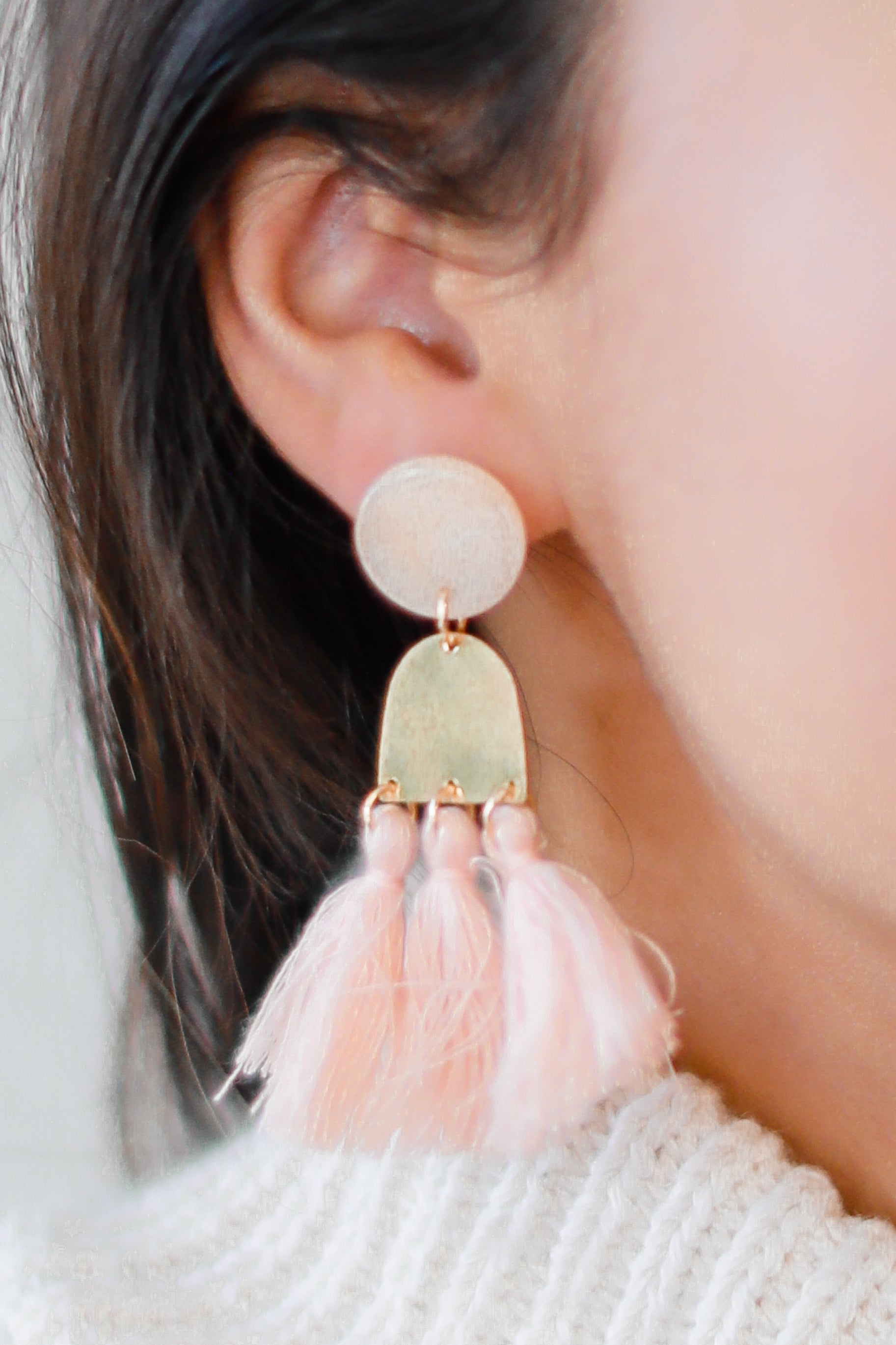FRINGE FEST TASSEL EARRINGS