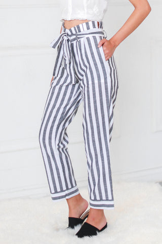 YOU'RE JUST MY STRIPE PANTS