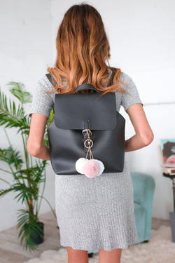 LANA BACKPACK IN BLACK