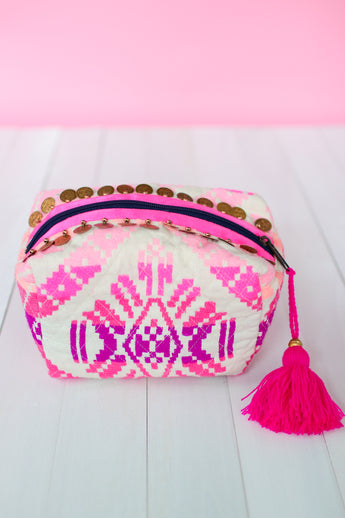 MAEVE MAKEUP BAG