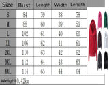 (Please Order 2 Size UP) Spring Autumn Women Comfortable Hoodies Sweatshirts Zipper V Neck Long Sleeve Warm Hoody Jacket - Kastle-Junction.com