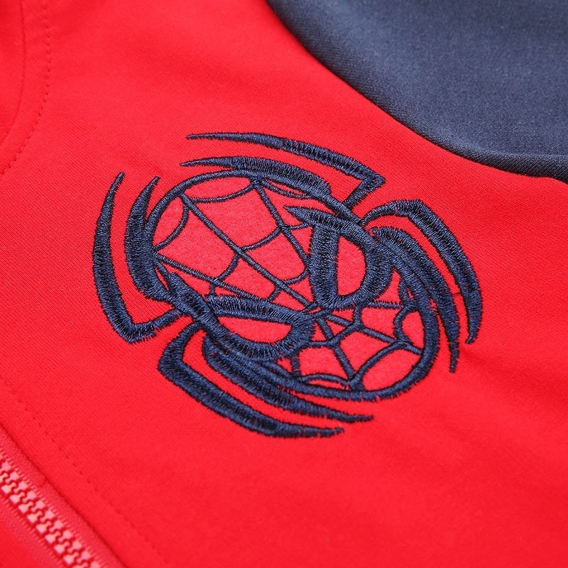 New Fashion Red Spider-Man Boy Sweater - Kastle-Junction.com