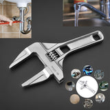 Multi - function bathroom wrench opening maintenance faucet sewer air - conditioning live wrench - Kastle-Junction.com