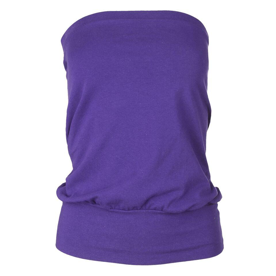Neck fitted Soft Premier Tube Top - Kastle-Junction.com