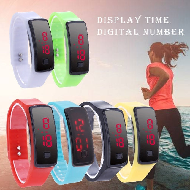 Fashion Sport LED Watches - Kastle-Junction.com