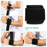 Adjustable Neoprene Tennis Golfers Elbow Brace Wrap Arm Support Strap Band - Kastle-Junction.com