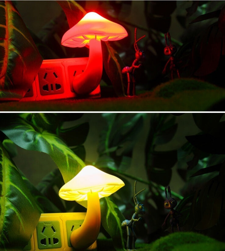 Portable Mushroom Lamp - Kastle-Junction.com