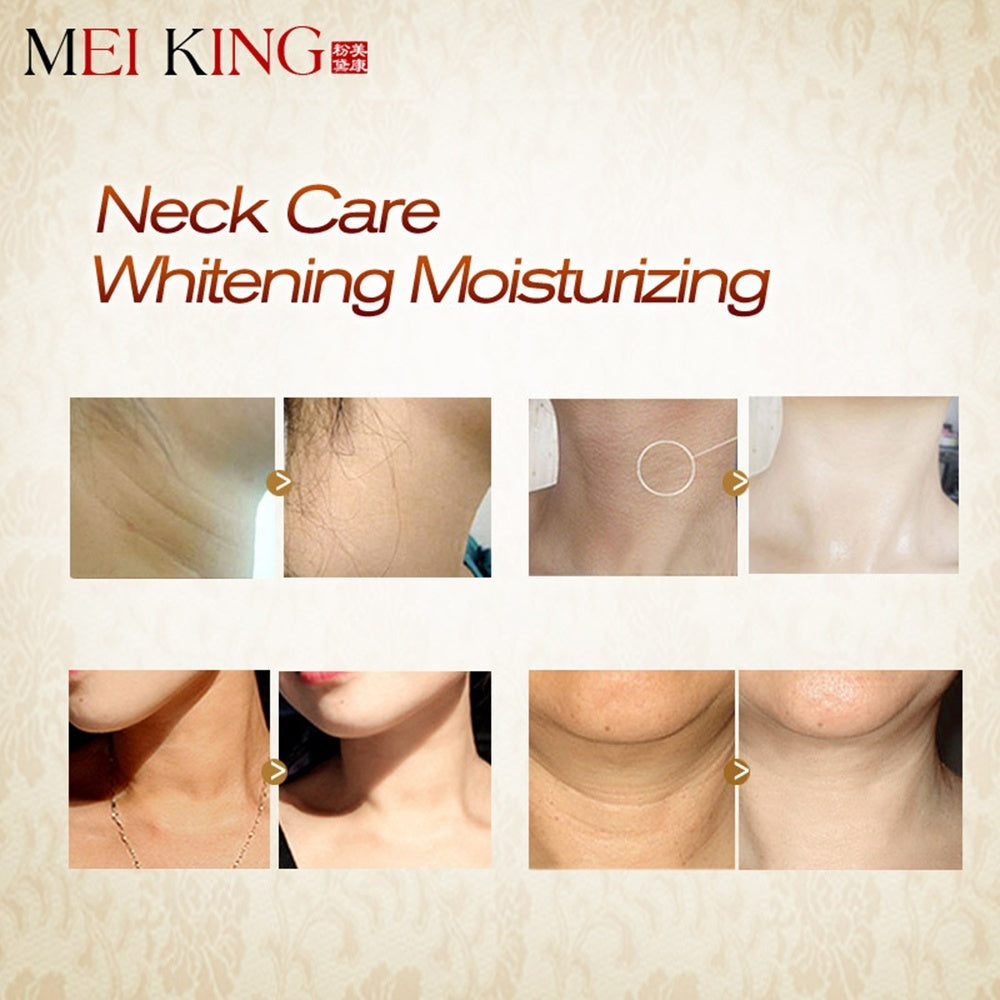Hot Sale Fine Lines  Firming Extract Plant Essence Whitening Anti wrinkle Neck Cream Mask Moisturizing Nourishing - Kastle-Junction.com