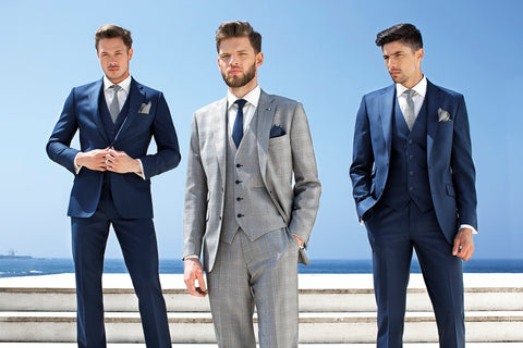 Wedding Suits availabe at Mc Andrews Belmullet