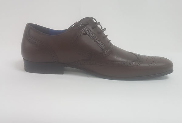 Brown Lace Up shoe- Red Tape Carlow
